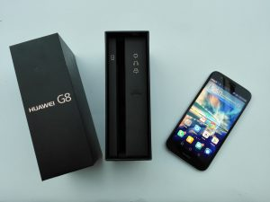 Huawei G8 Rio. High-end smartphone.